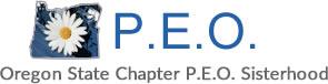 P.E.O. Logo